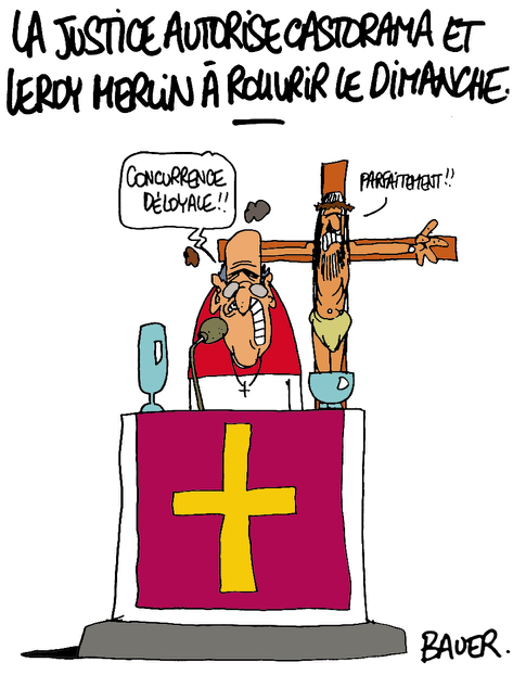 CONCURRENCE DÉLOYALE....