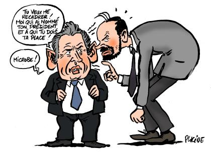 Recadré par Philippe, Bayrou réplique...