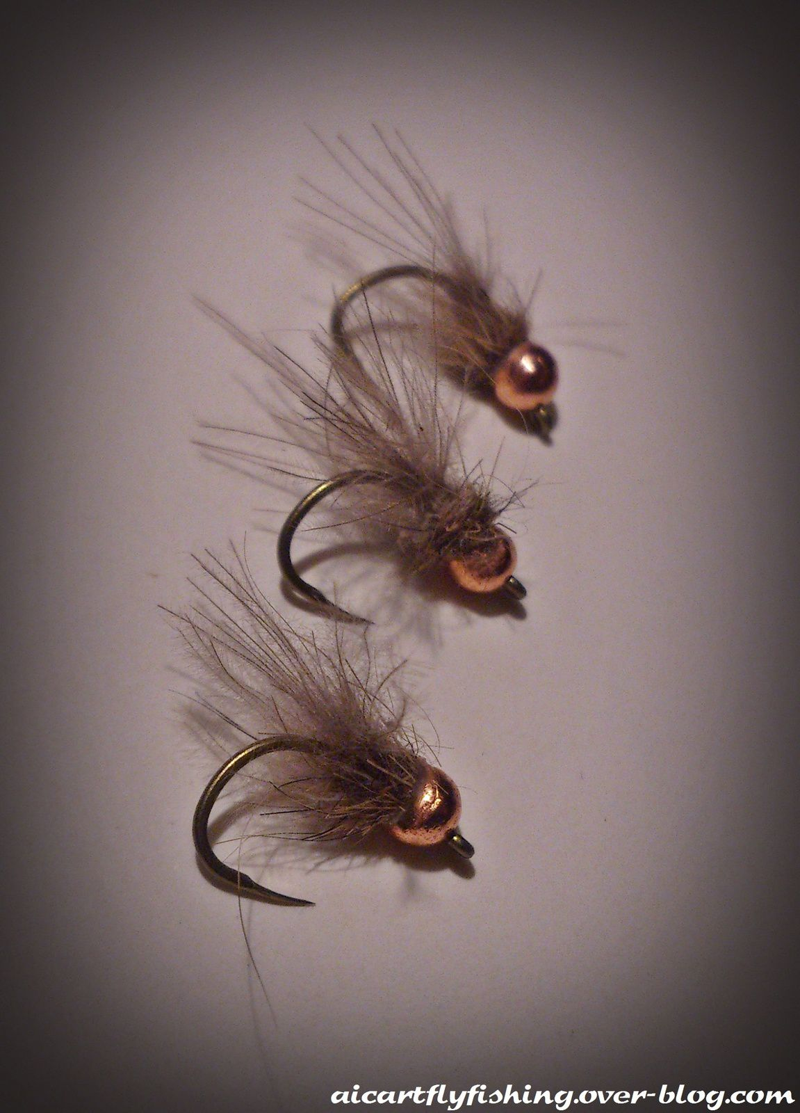 El Tándem Perfecto - The Perfect Couple. Nimph + Dry fly.