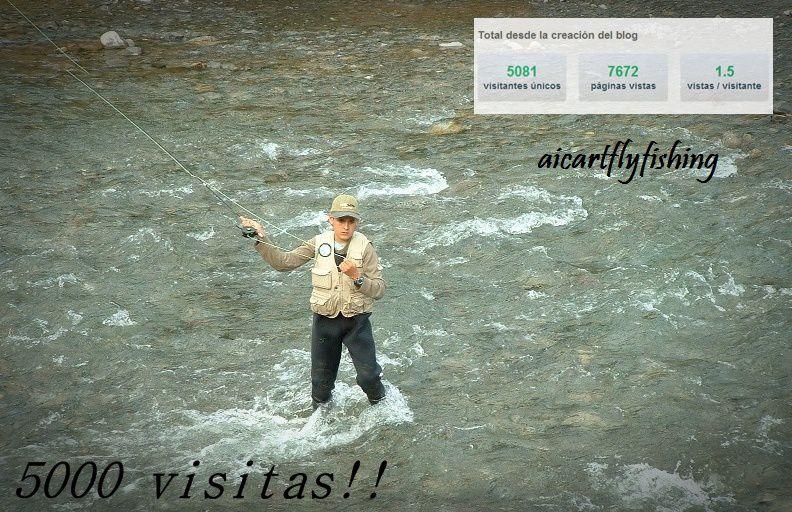 Superadas las 5000 visitas! - More than 5000 visitors!