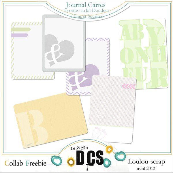 Les &quot&#x3B;Journal Cartes&quot&#x3B; du mois chez DCS