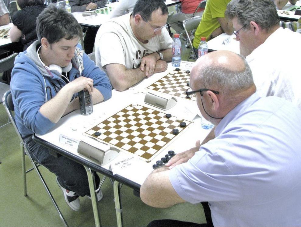 Tournoi interrégional de Bourges du 9 juin 2013