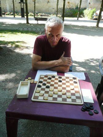 Simultanée à Bourges avec Luc BAYA