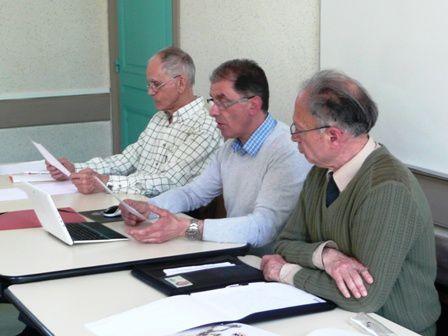 Assemblée Générale de la Ligue Centre-Auvergne de Jeu de Dames