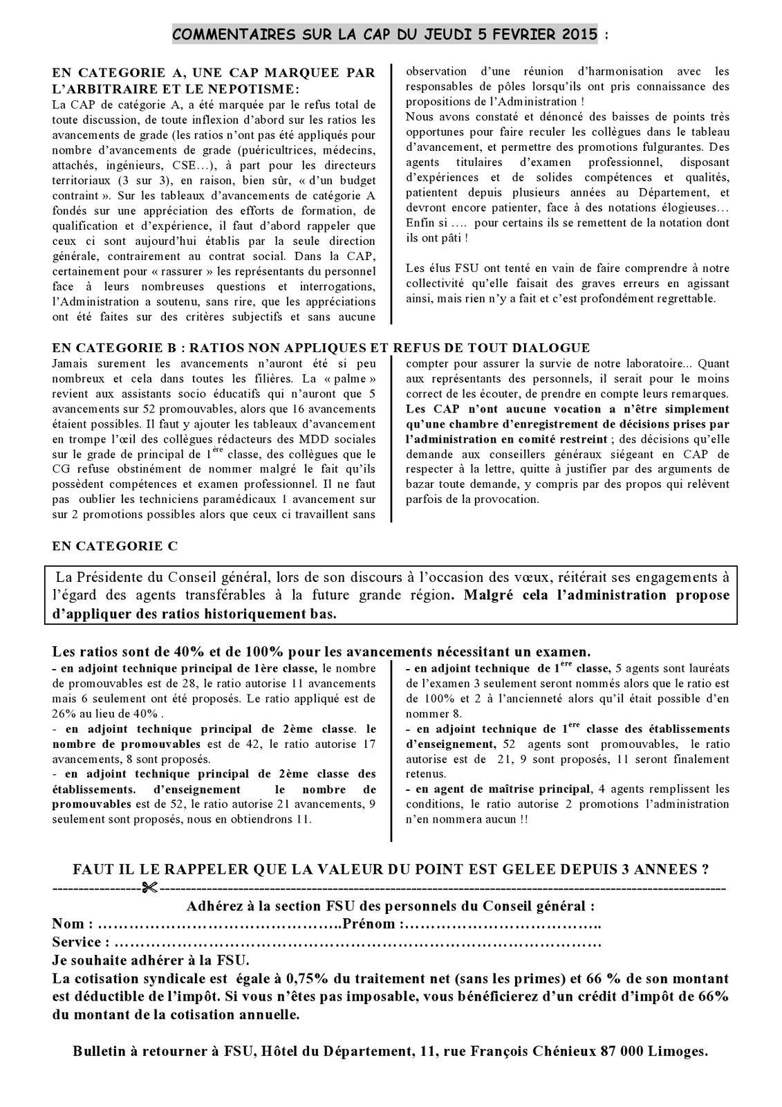 Cadre b fonction publique territoriale 2016 - Grille indiciaire fonction publique territoriale 2015 ...
