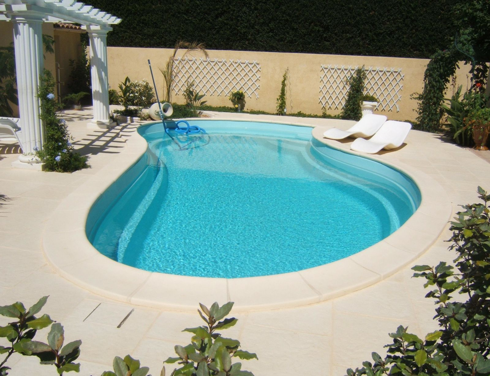 La piscine d claration pr alable de travaux le dauphinois for Autorisation pour piscine