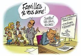 Réforme de la politique familiale: sauver notre modèle social