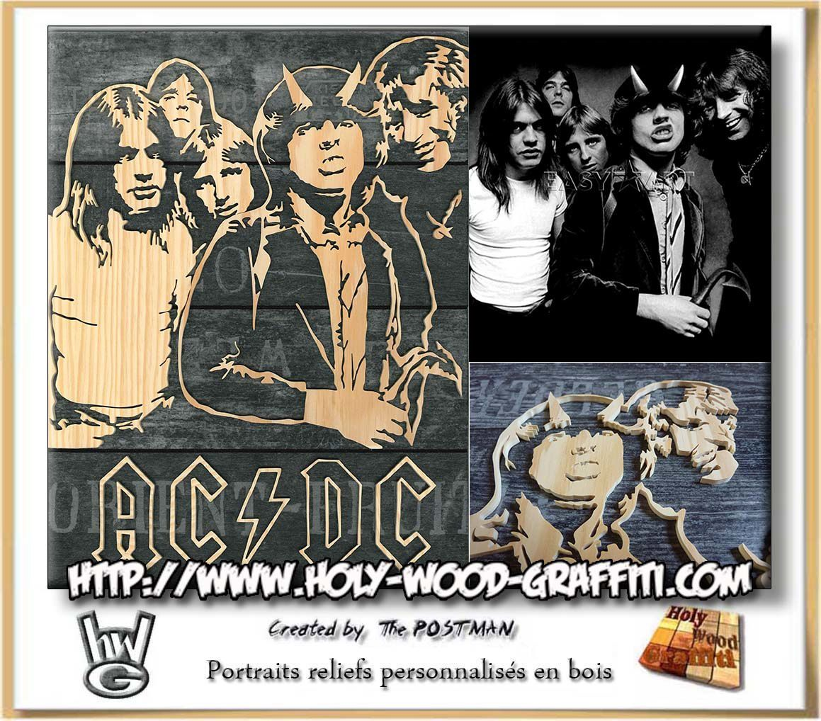 AC/DC : Highway to hell fan art