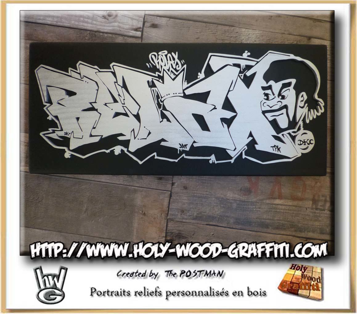 Graffiti by Holy Wood Graffiti  -  Final version