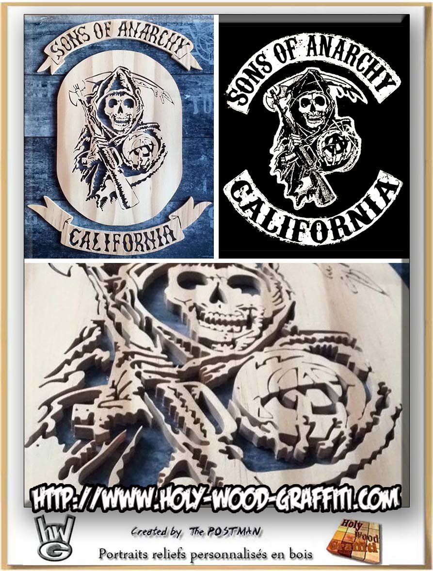 Logo des Sons of Anarchy