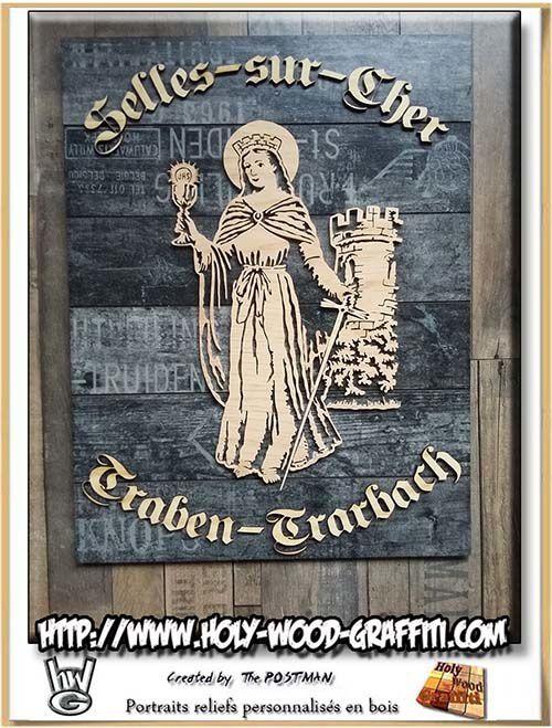 N'oubliez pas de fêter Sainte-Barbe le 4 décembre.