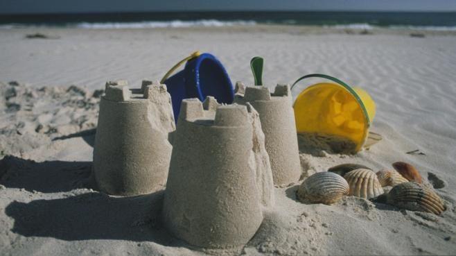 Les sculptures de sable de Fulong 福隆沙雕