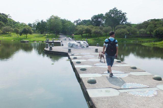 UGO AU PARC DES SPORTS DE LUODONG羅東運動公園