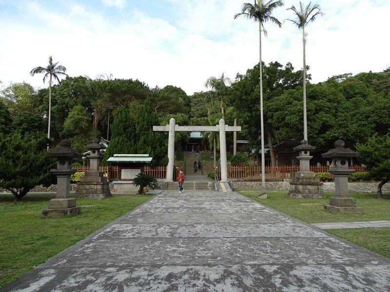 SANCTUAIRE SHINTO DE TAOYUAN 桃園神士