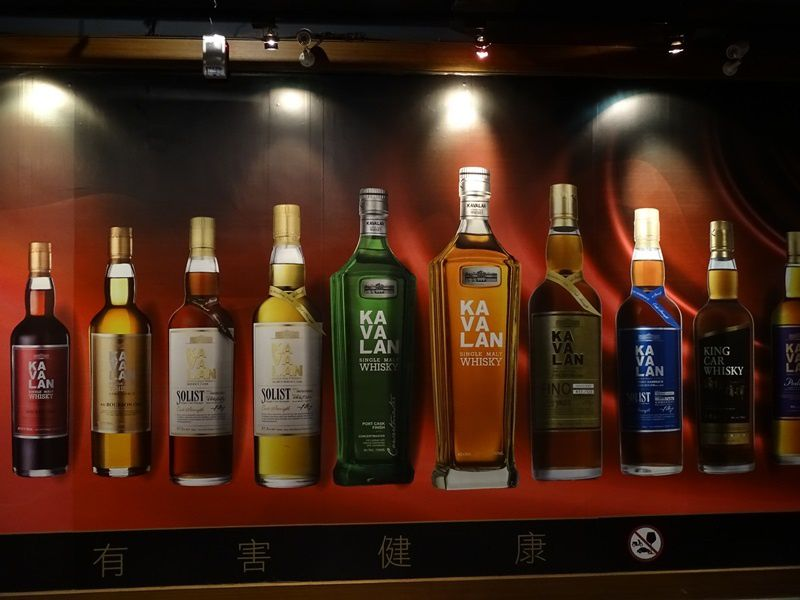 ORCHIDEE ET WHISKY 金車威士忌及蘭花