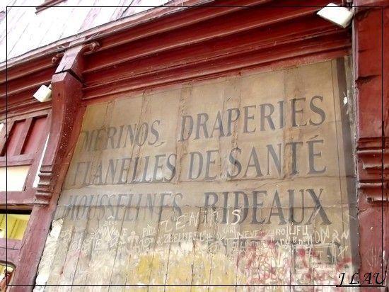 Rouen - vieux machins trucs