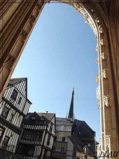 Rouen  - vieux Rouen