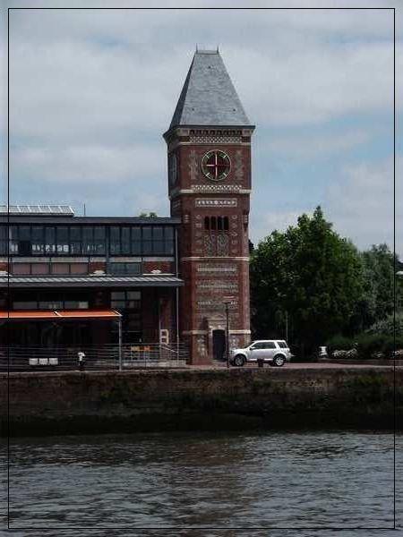 Rouen  - le marégraphe