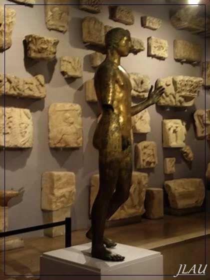Rouen . musée des antiquités