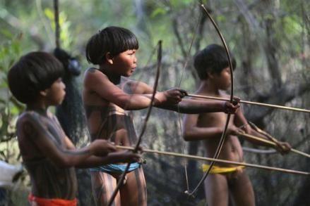 Brésil : Le parc indigène du Xingu