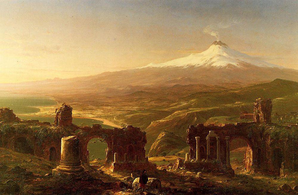 Les Volcans En Peinture Coco Magnanville