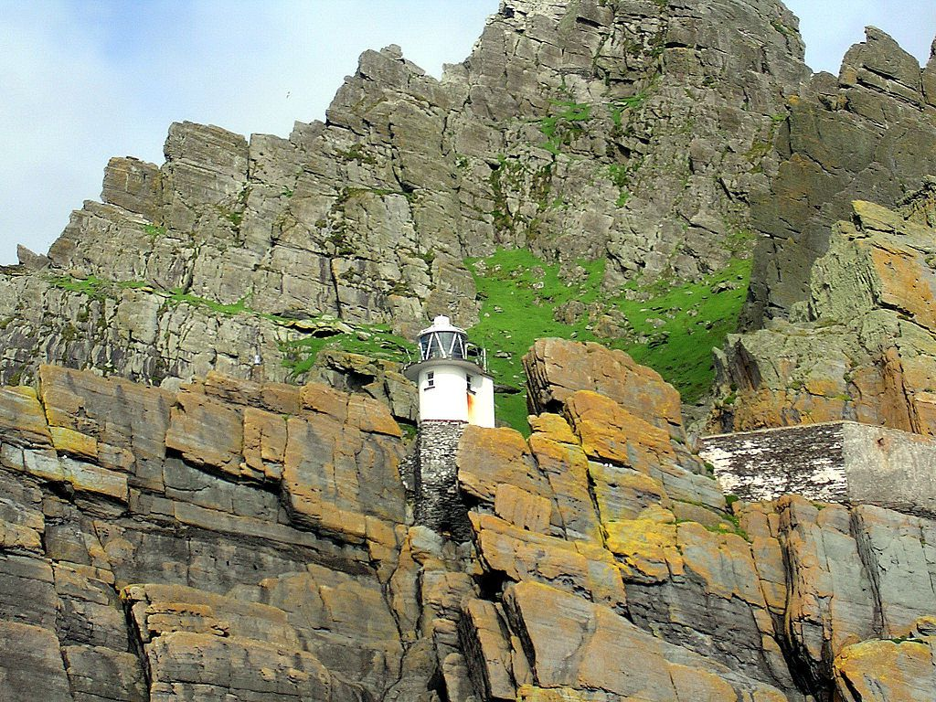 Skellig Michael- Par Jibi44 — Travail personnel, CC BY 2.5, https://commons.wikimedia.org/w/index.php?curid=2090261