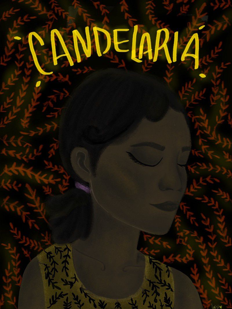 33. Candelaria Melendrez Hernández 17 años Ilustración: Luisi Rodríguez-Guatemala