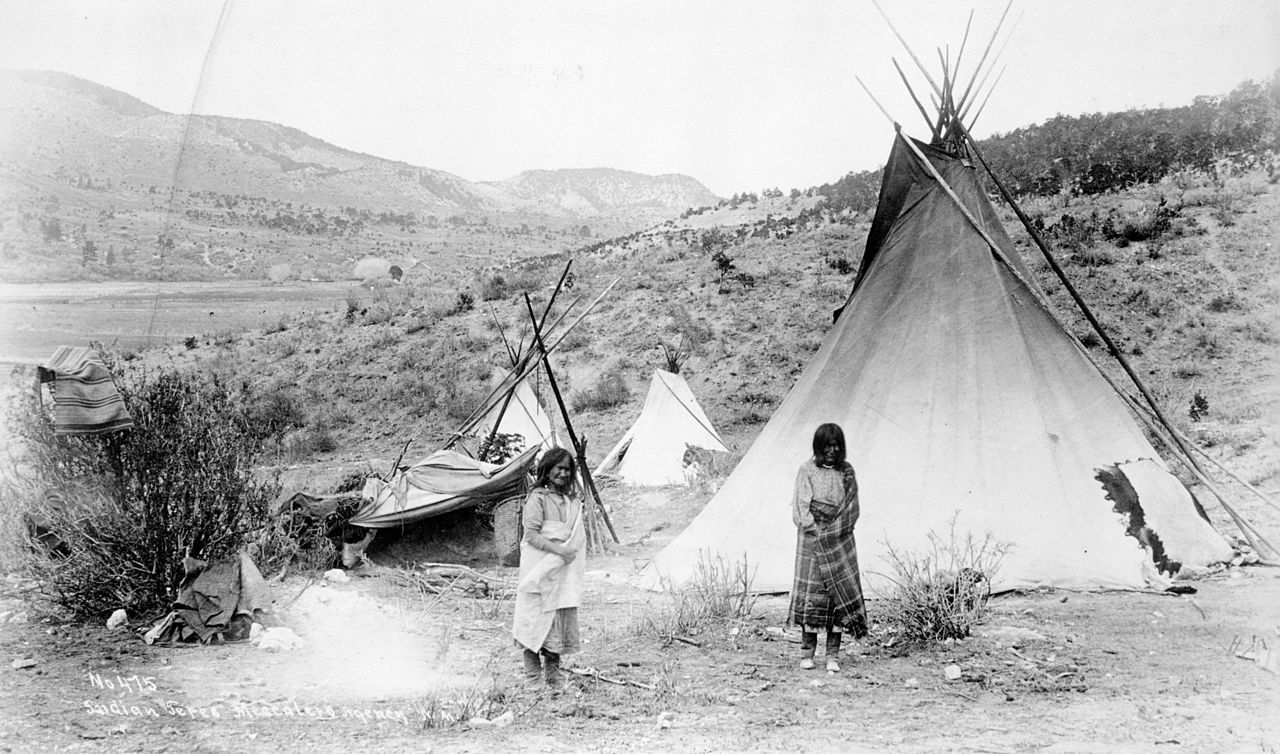 Etats-Unis : La nation Apache Mescalero