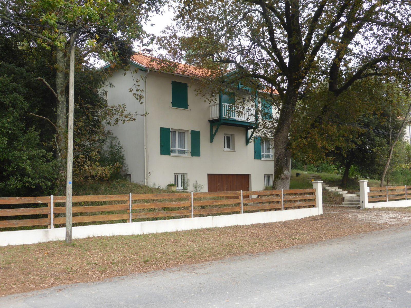 La maison  des Martin-Prével, avenue de Mus de Loup
