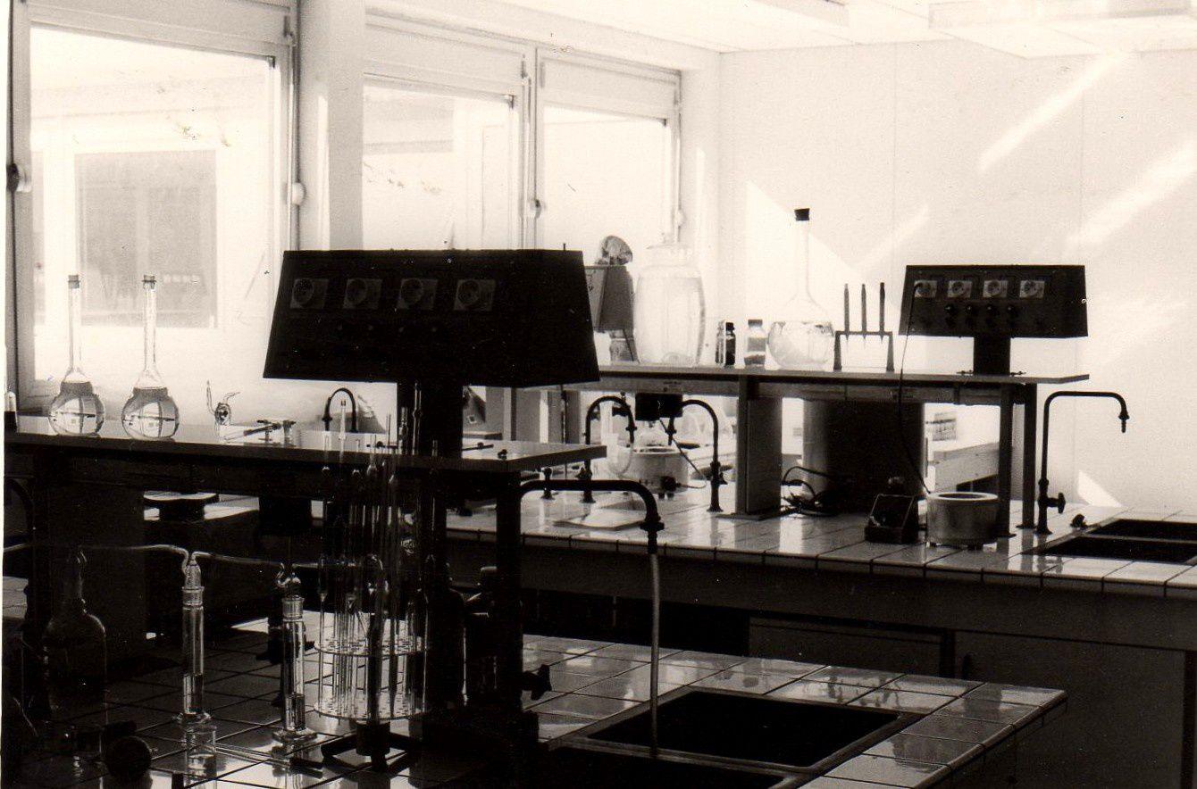 Nouveaux laboratoires de Montpellier