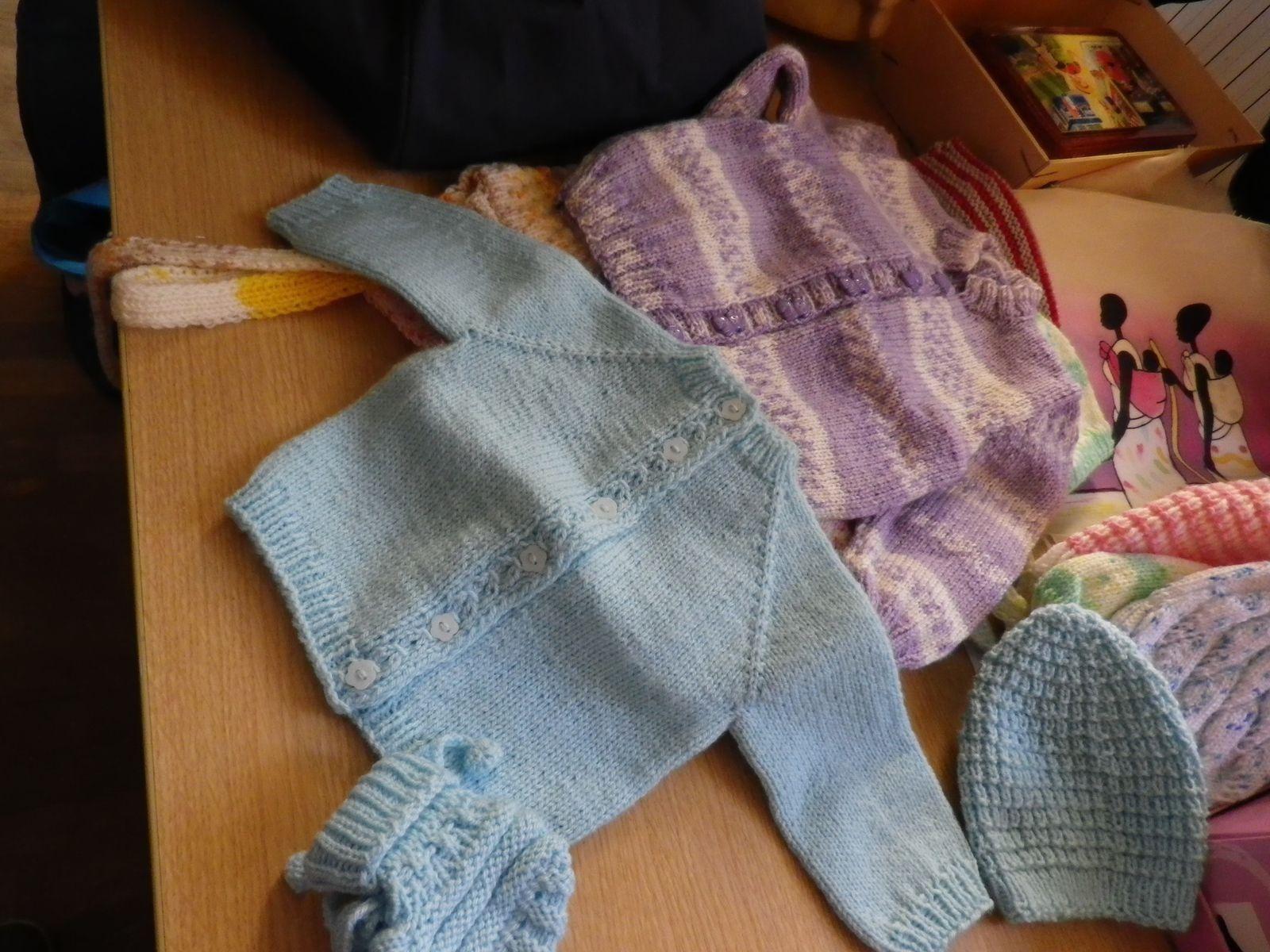 les tricots de Christine