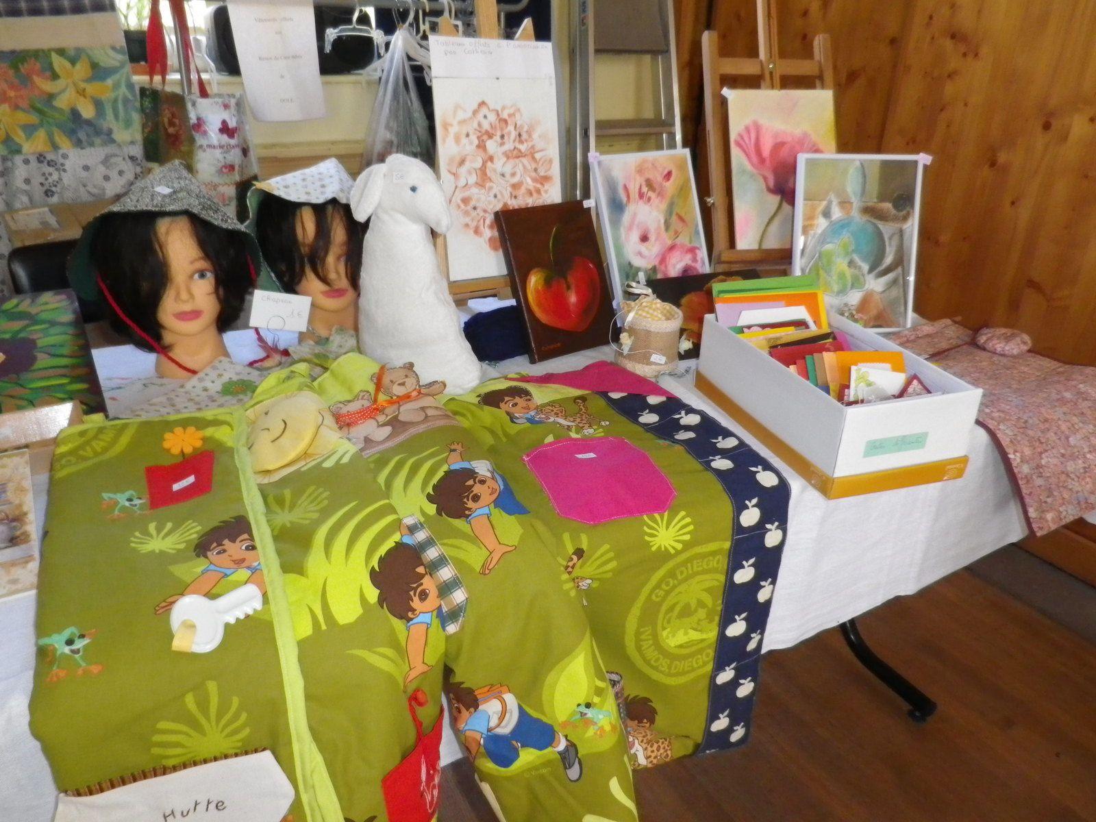 Notre expo vente en photos
