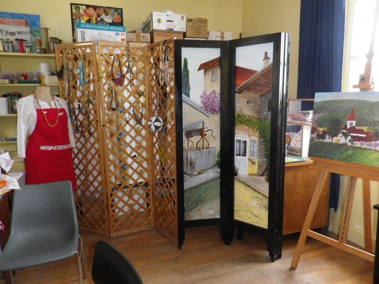 Notre expo vente