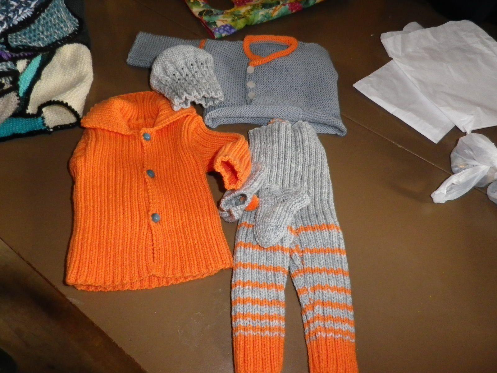 pour la maternité ou Restos du Coeur bébés
