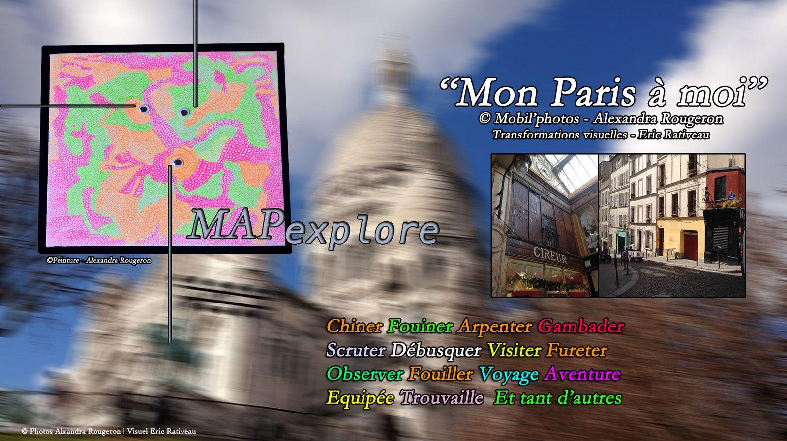 Moi j'adore Paris, j'y suis née. il y a toujours à découvrir c'est incroyable : ambiance, poésie, décor, individu, loisir..