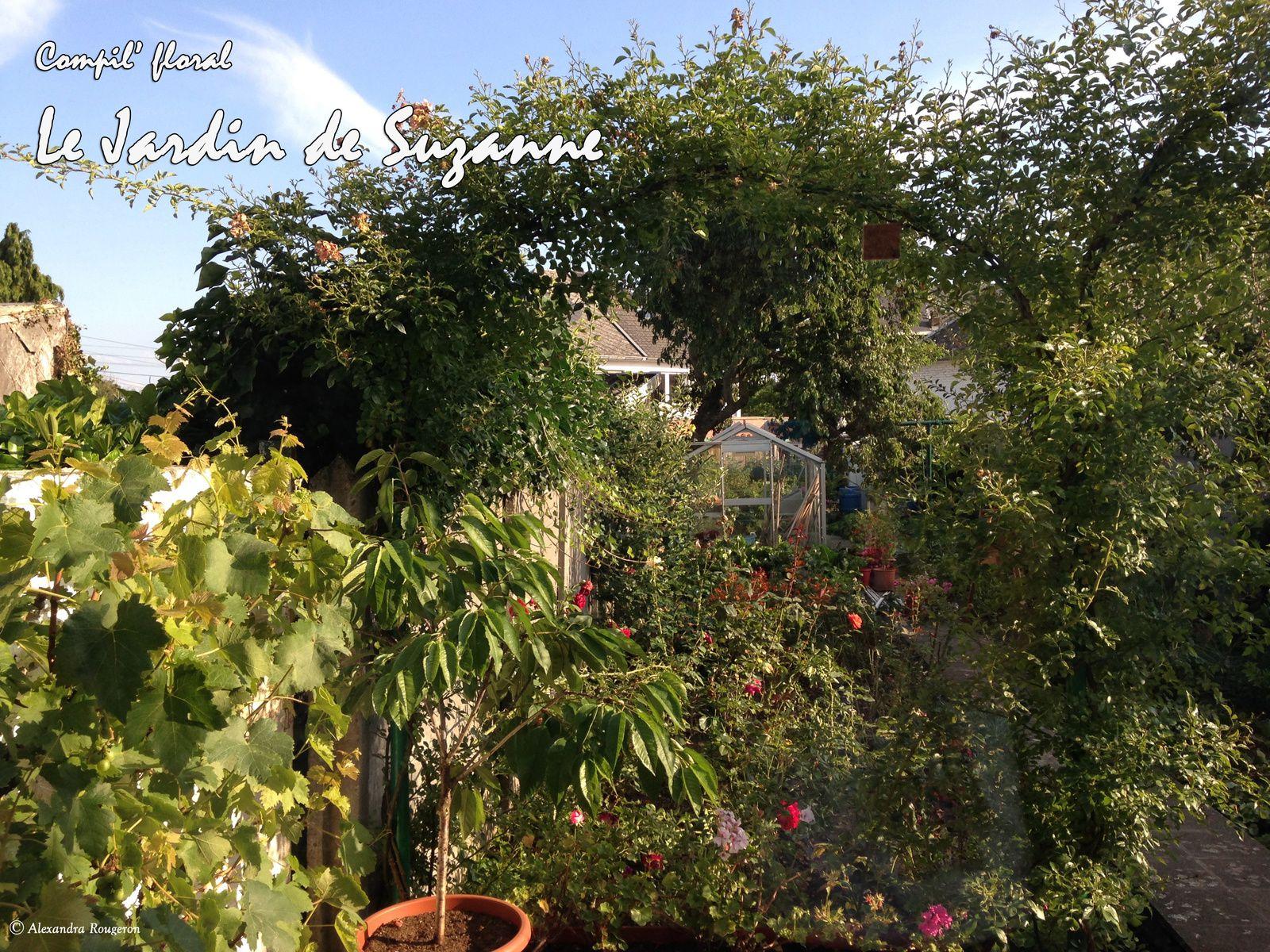 Un espace idéal pour s'arrêter un instant et continuer de profiter de l'atmosphère de ce jardin relaxant