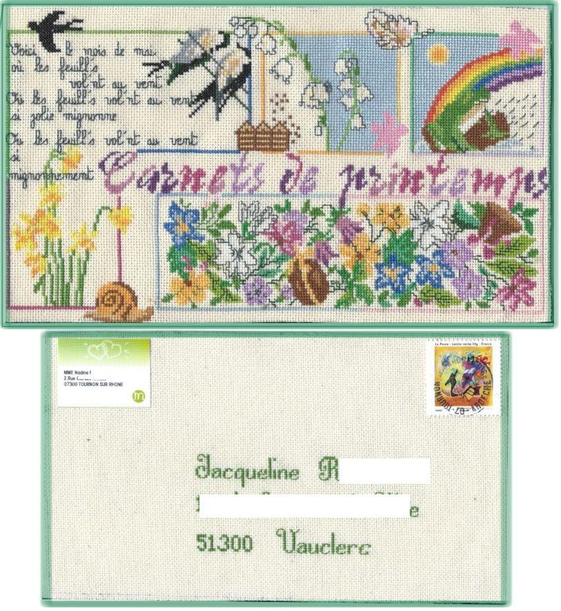 Art Postal  - Une Merveille
