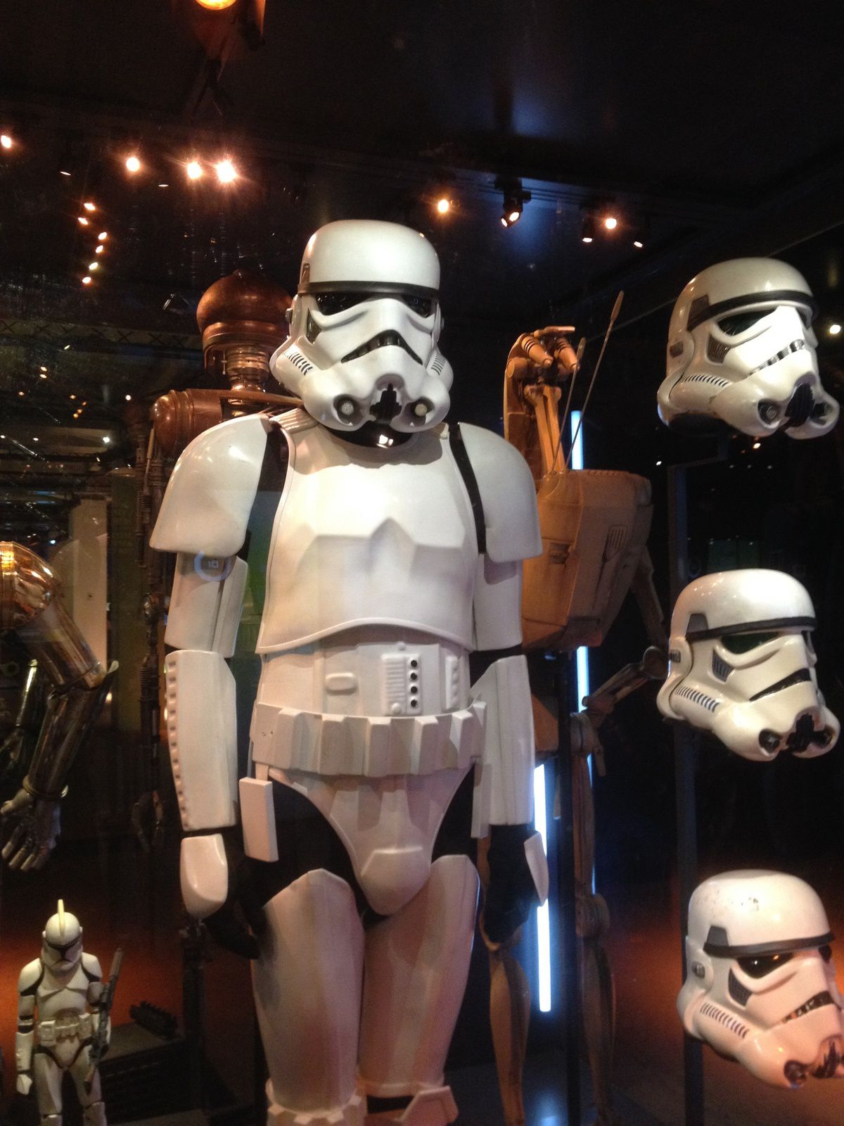 Star Wars Identities : L'Exposition à La Sucrière