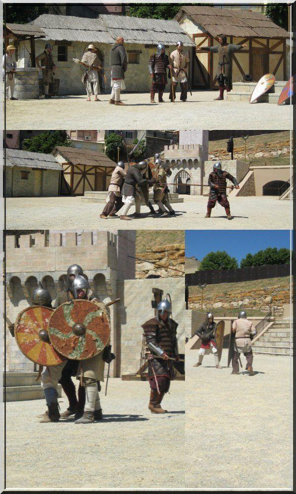 Médiévales des Arcs sur Argens