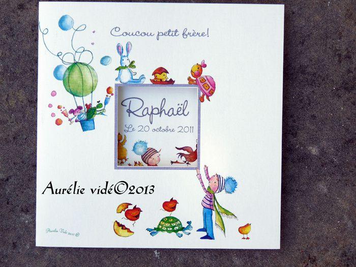 Raphael et sa personnalisation.