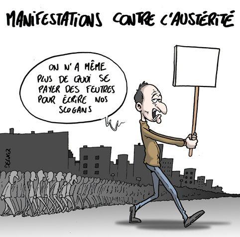 Mettre en cause l'austérité en France et en Europe, c'est possible !