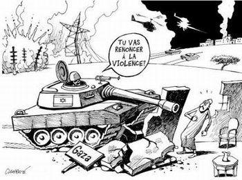 Les vraies raisons des bombardements israéliens sur Gaza