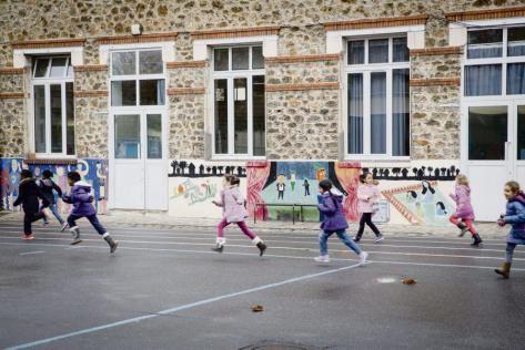 Les parents d'élèves de Seine-Saint-Denis n'obtiennent même pas le strict minimum : des instituteurs formés et titularisés pour tous les enfants. Photo : Marlene Awaad/IP3