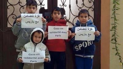 Amitiés de Gaza la vie à Paris la vie !