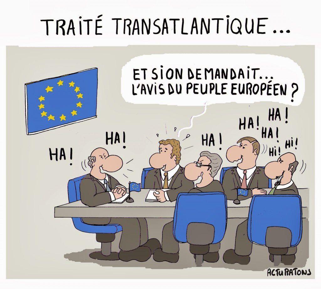 CETA : les coups tordus de Juncker