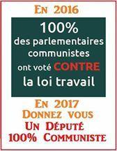 DECLARATION D'ENSEMBLE ! ET DU PCF : face à la droite et à l'extrême droite, en campagne  avec Jean-Luc Mélenchon !