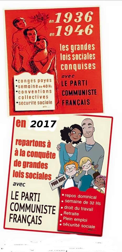 Le pays où les communistes n'existent pas!