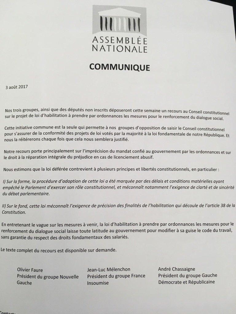 André Chassaigne : « Les députés de La République En Marche réalisent qu'ils sont des élus de droite »
