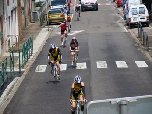 Le triathlon VAUBAN passait à Beure