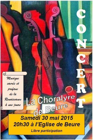 Concert de la Choralyre